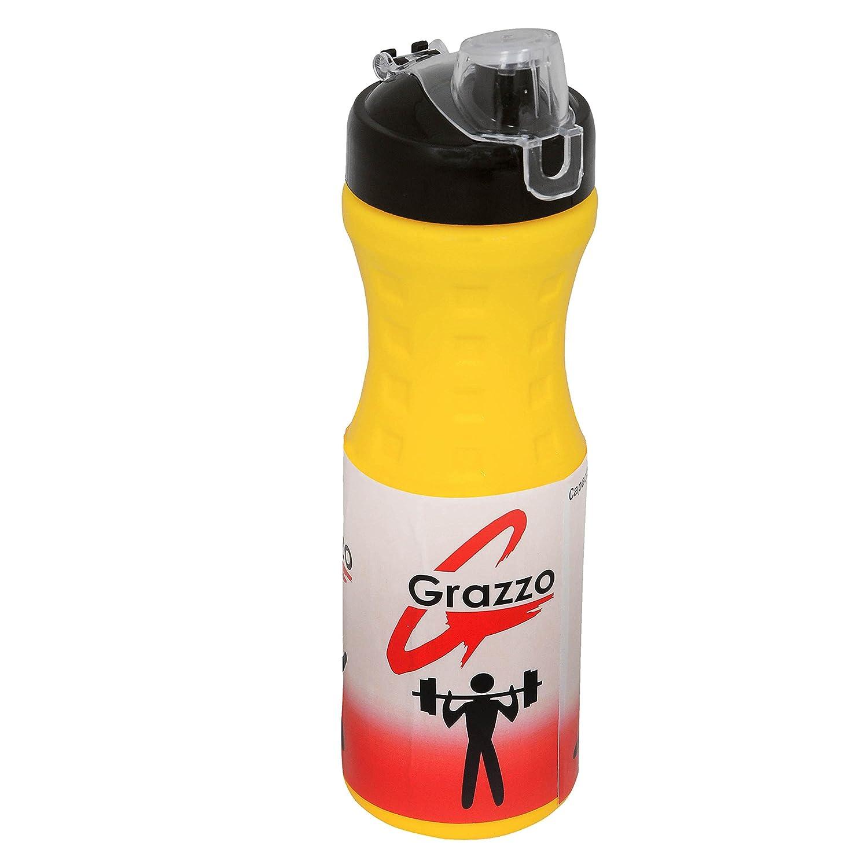grazzo con pajita botella para gimnasio Yoga Running Camping ...