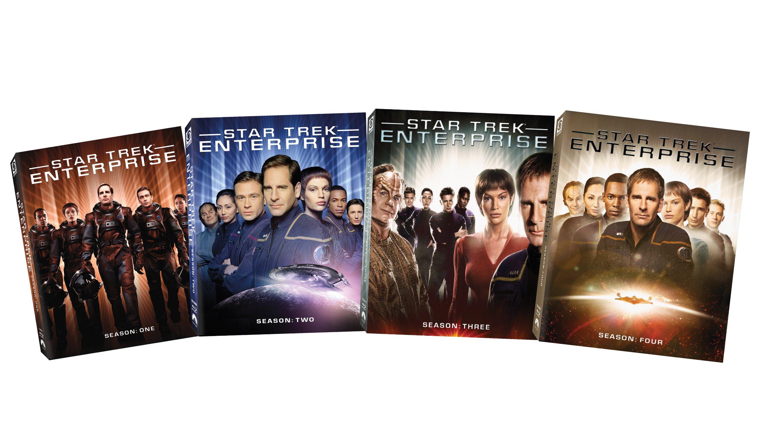 Star Trek:  Enterprise:  The Complete Series [Blu-ray] by PARAMOUNT - UNI DIST CORP