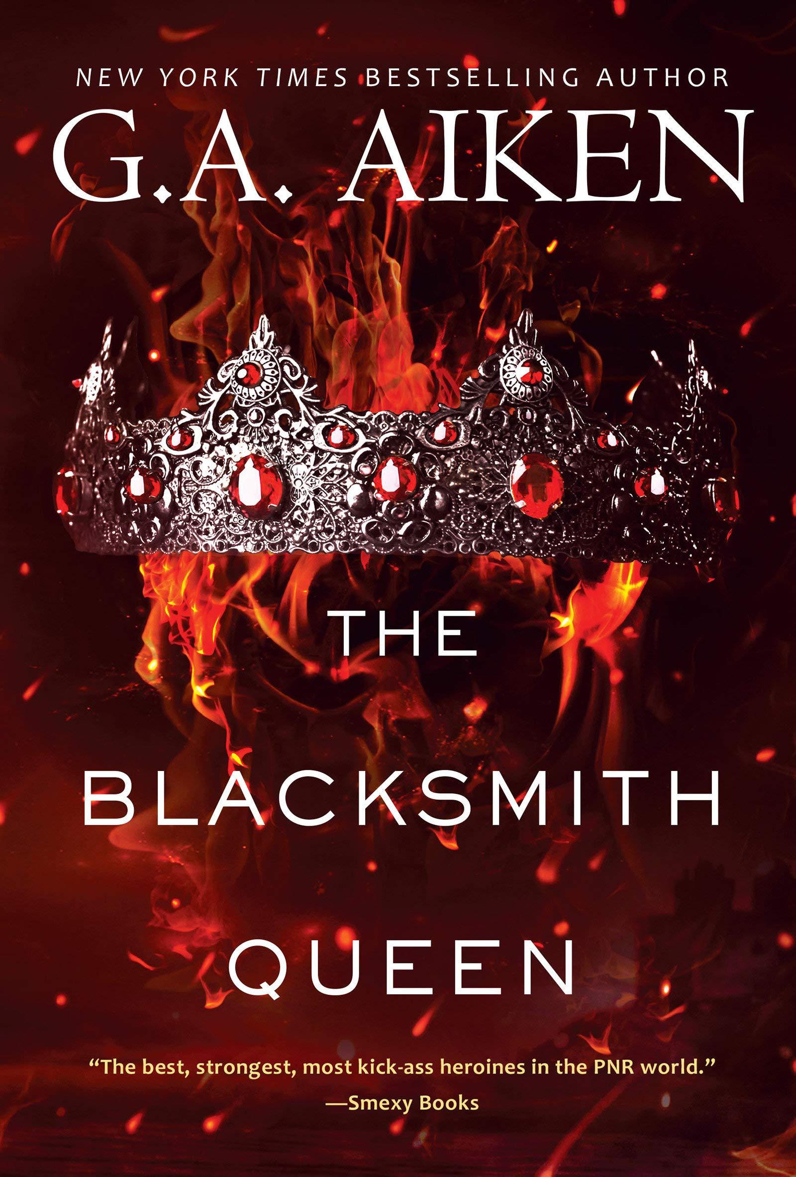 The Blacksmith Queen (The Scarred Earth Saga)