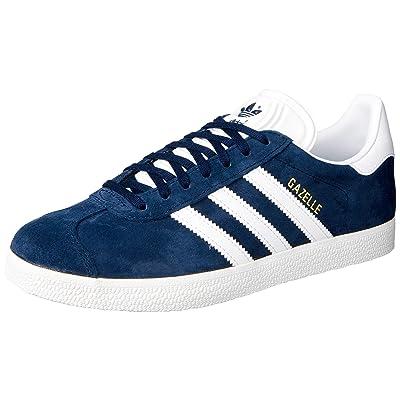 adidas Men's Gazelle Multisport Outdoor Shoes, Blue (Navy), 3.5 UK | Fashion Sneakers