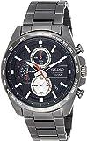 Seiko Mens Quartz Watch, Analog Display and Stainless Steel Strap SSB283P1