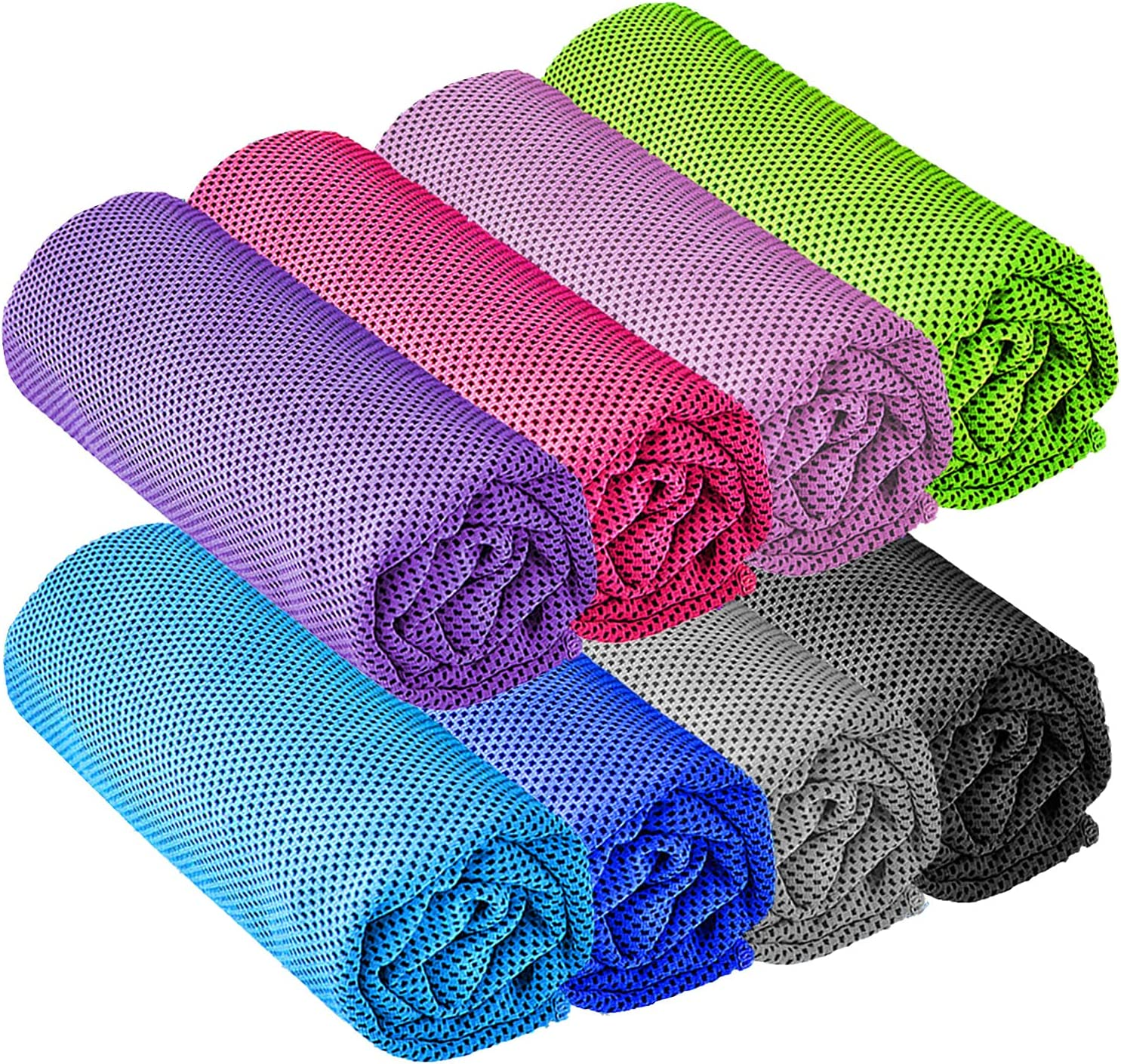 Details about  /Sports Cooling Towel Ice Cold For Fitness Running Jogging Swimming Gym AT 01