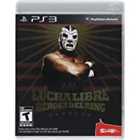 Lucha libre AAA: Héroes del Ring - PlayStation 3 - Standard Edition