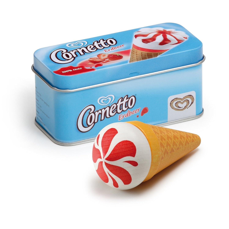 Erzi Eis Cornetto Erdbeere