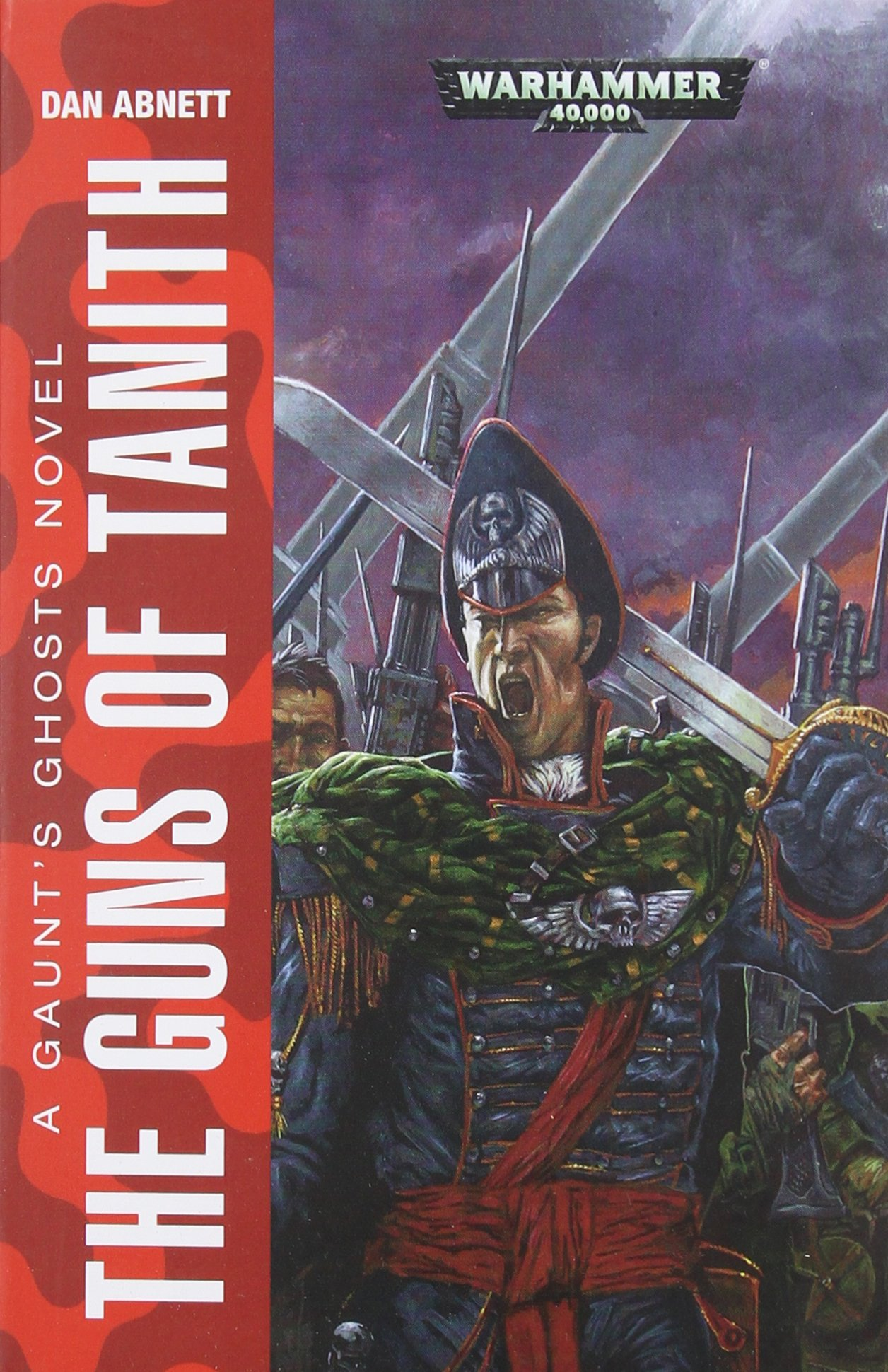 The Guns of Tanith (Gaunt's Ghosts) PDF Text fb2 book