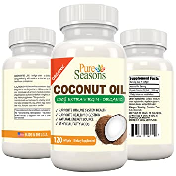 Amazon.com: Aceite de coco orgánico desengrasable – todos ...