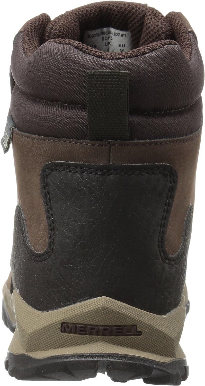 Merrell Boys/' Ml-Alpine Casual Boot WTRPF Chukka