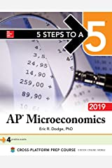 5 Steps to a 5: AP Microeconomics 2019 Kindle Edition