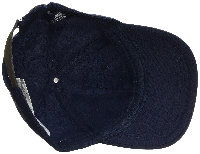 Guanti e Cappello Uomo Set Sciarpa La Martina Fleece Hat