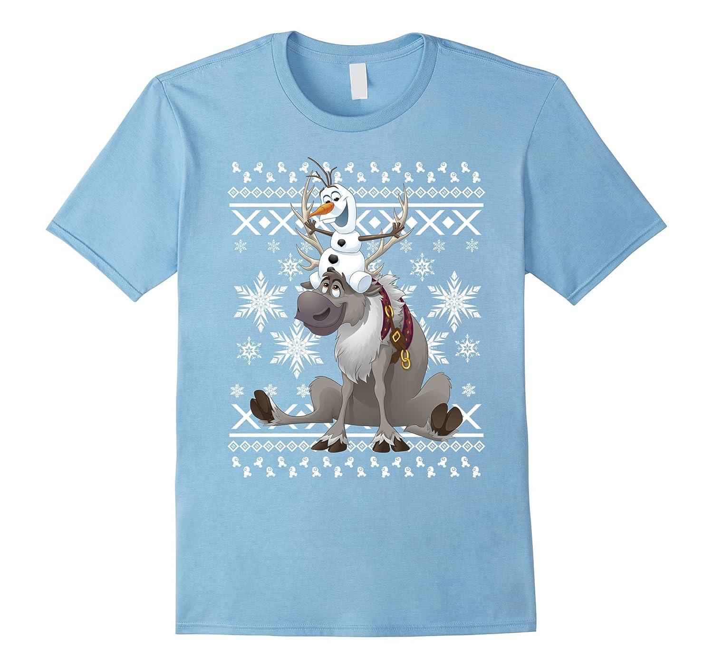 Disney Ugly Christmas Sweater T Shirt ✓ The T Shirt
