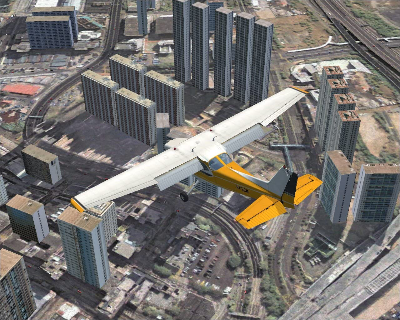 Amazon com: Hong Kong FSX Live - The Final Frontier In The