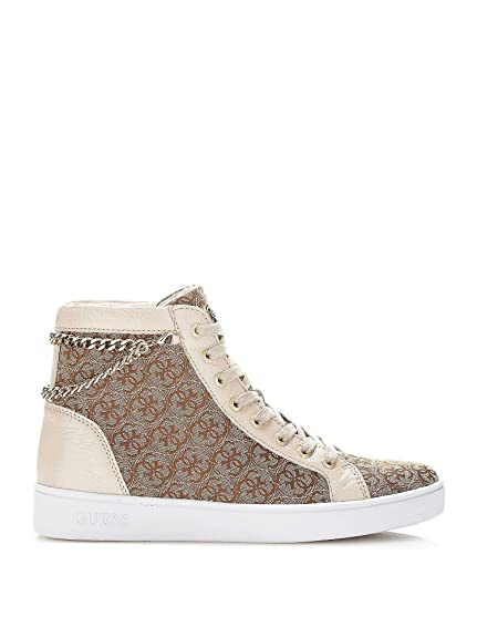 Guess Amazon It Sneaker E Beige Borse Gerta Scarpe Donna wfwrqFXx