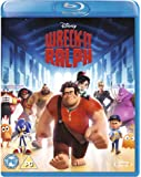 Wreck-It Ralph [Blu-ray] [Region Free]