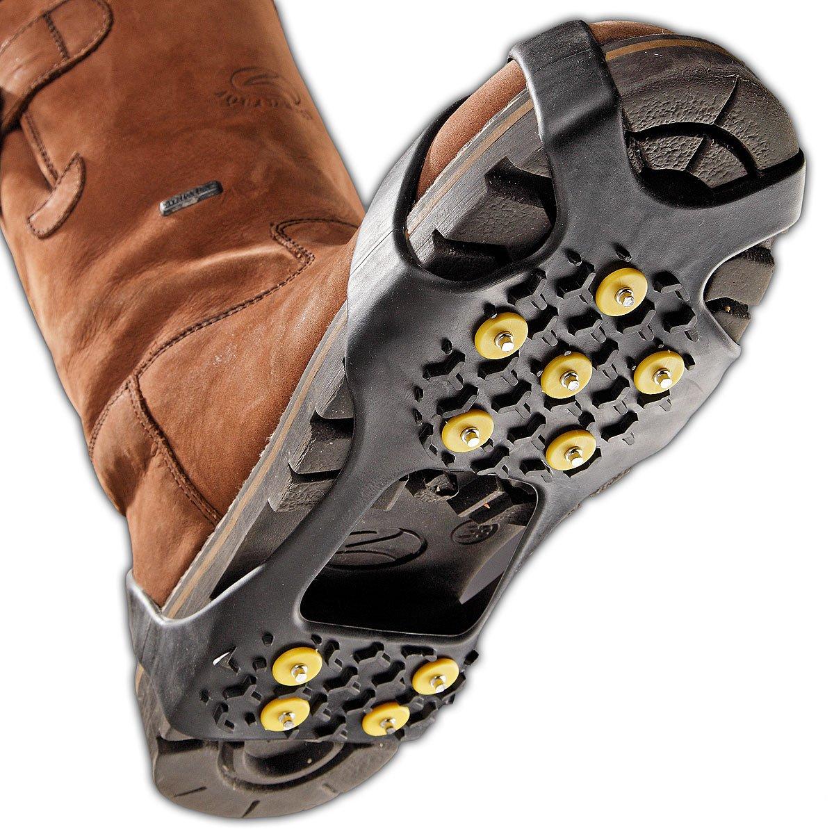 Black Canyon Schuhkrallen Shoespikes Anti Rutsch Sohle Eis