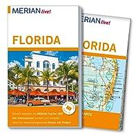 MERIAN live! Reiseführer Florida: Mit Extra-Karte zum Herausnehmen