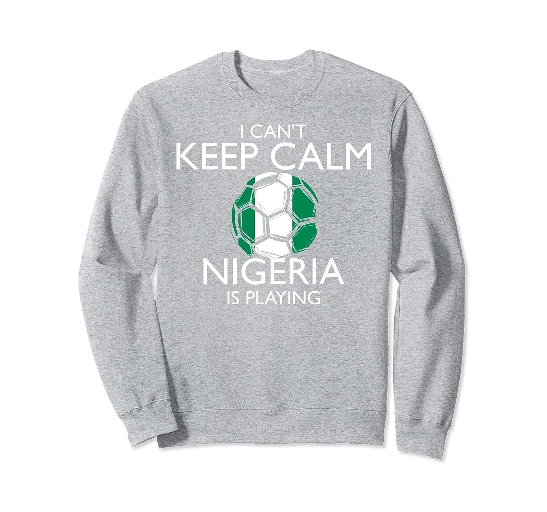 11c40a11f18 Nigeria Football Jersey 2018 Nigerian Soccer Sweatshirt-alottee gift ...
