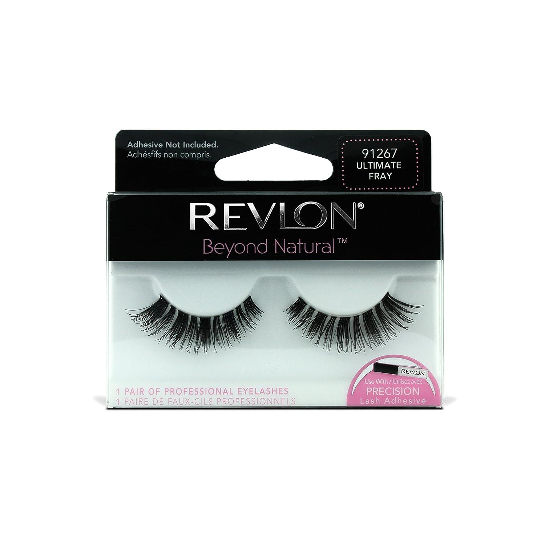 Revlon Beyond Natural Lashes Ultimate Fray Amazon Beauty