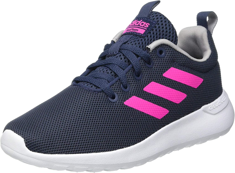 adidas Infants Girls Shoes Running Kids Lite Race CLN Training Trainers BB7053