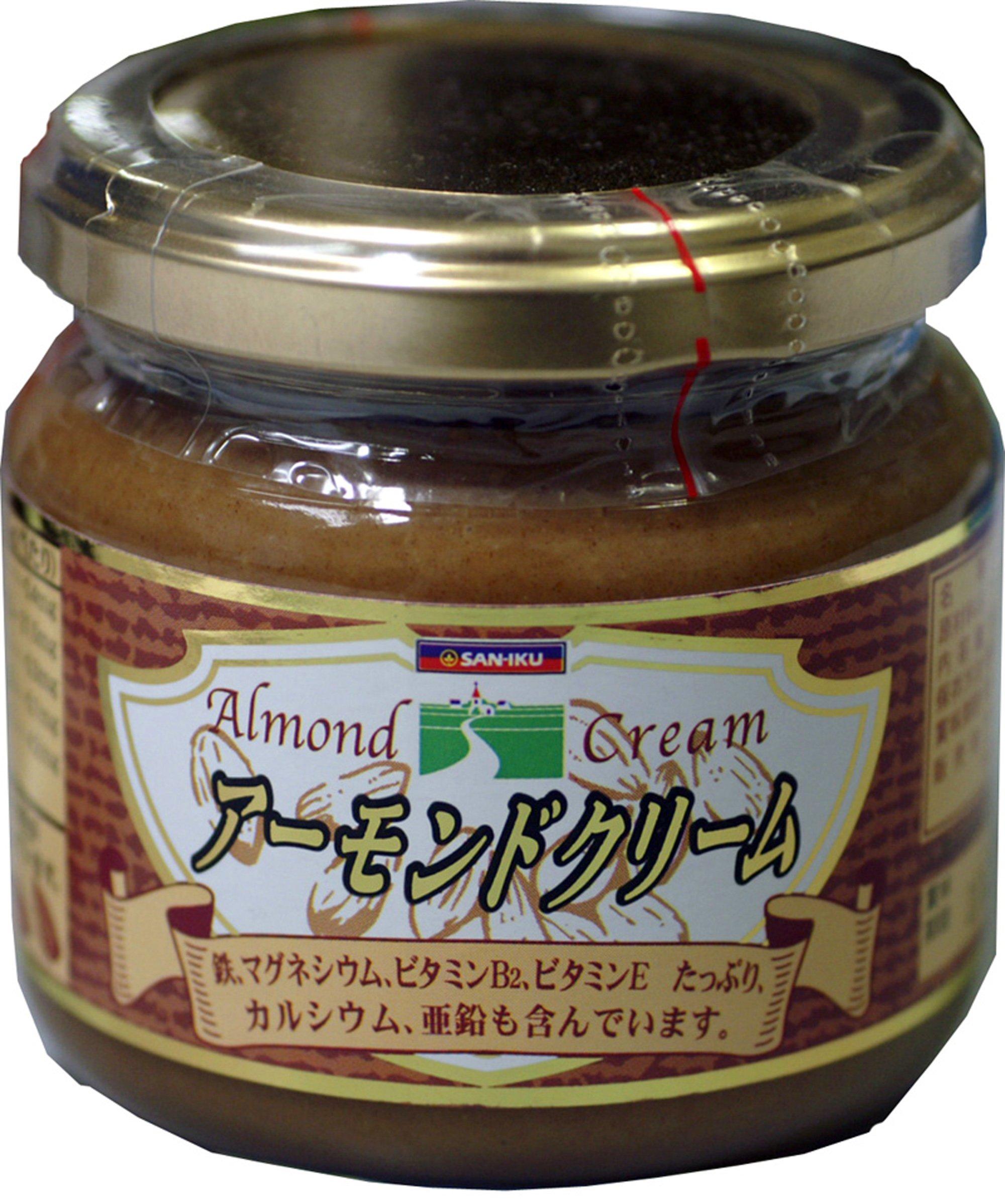 SanIku Foods almond cream 150g by SANIKU FOODS