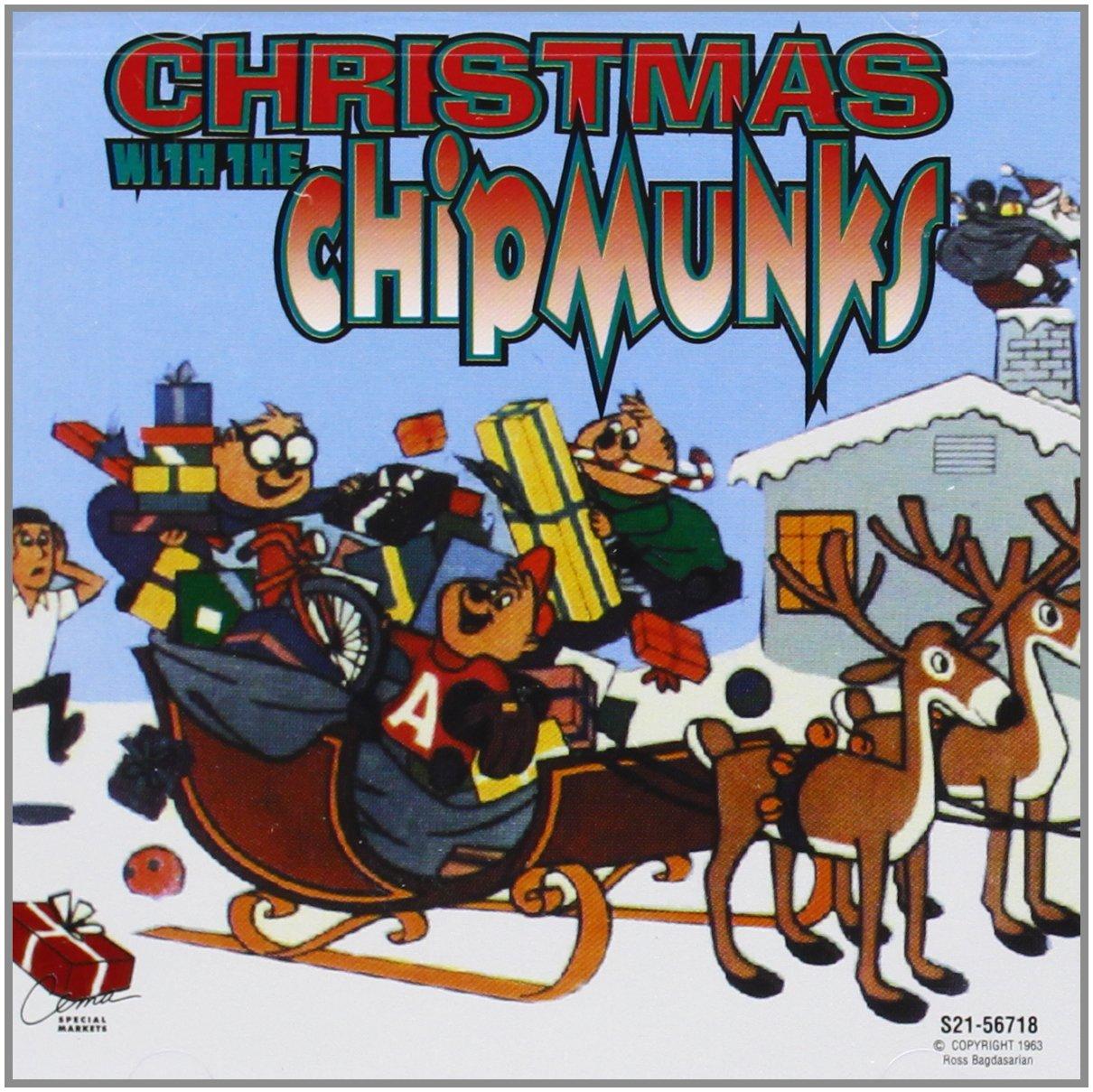 The Chipmunks - Christmas with the Chipmunks, Vol. 1 - Amazon.com ...