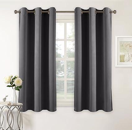 cortinas cortas dormitorio