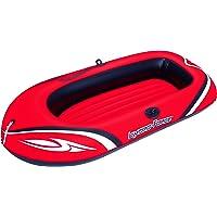 Bestway Canotto Hydro Force 242 X 141 Cm Colori Assortiti Mare Rafting Gommone 2 Adulti + Bambino