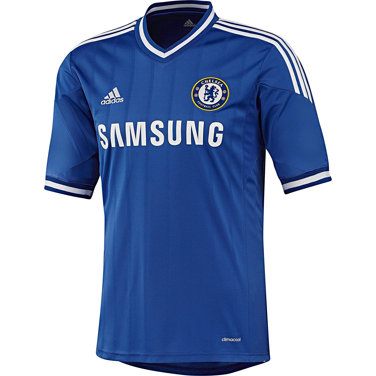 outlet store 27141 0d98f adidas Chelsea Home Jersey 2013/14