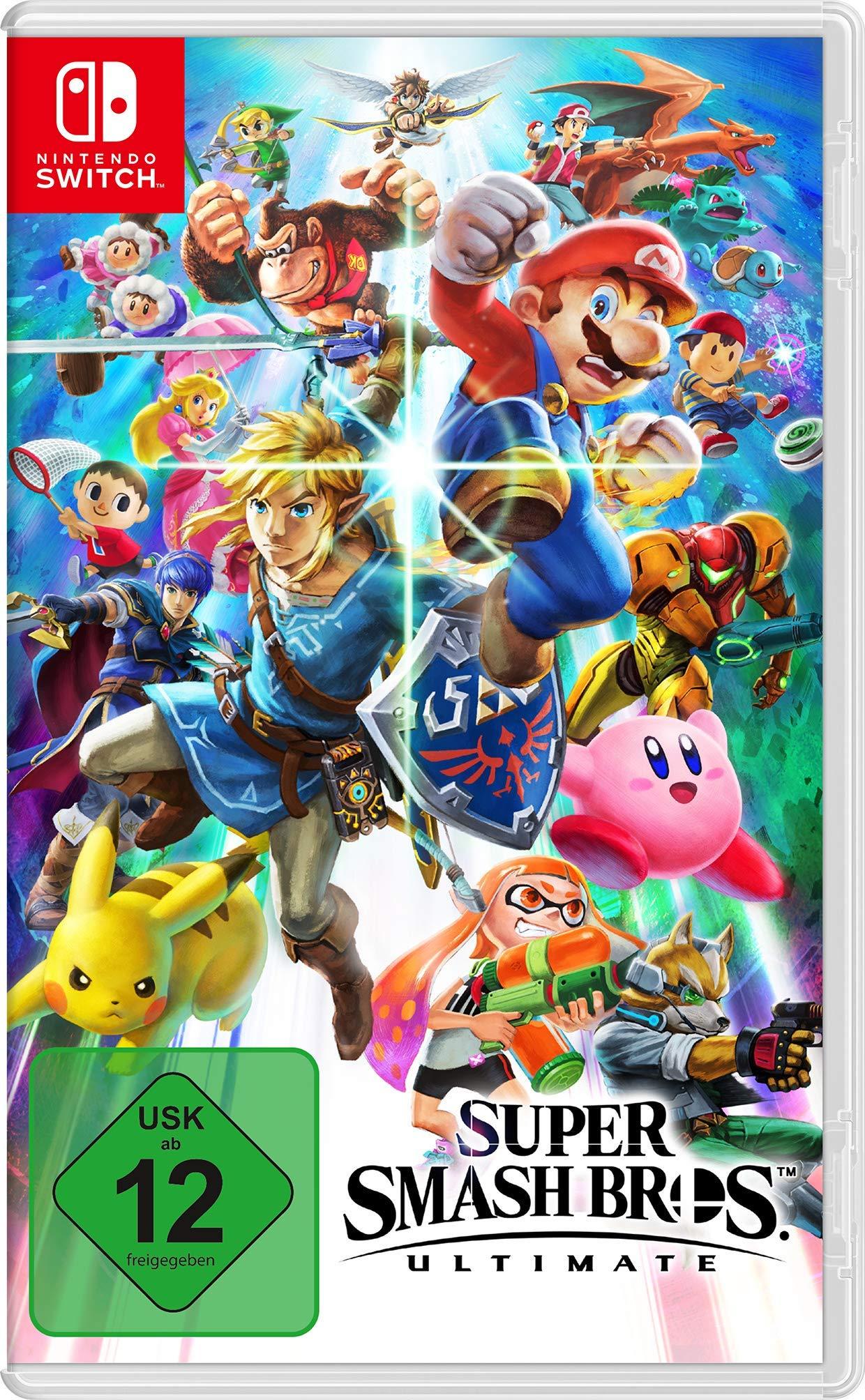 Super Smash Bros. Ultimate - [Nintendo Switch] product image