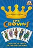 Five Crowns - A Family Card Game from Esdevium Games 1-7 players Age 8plus