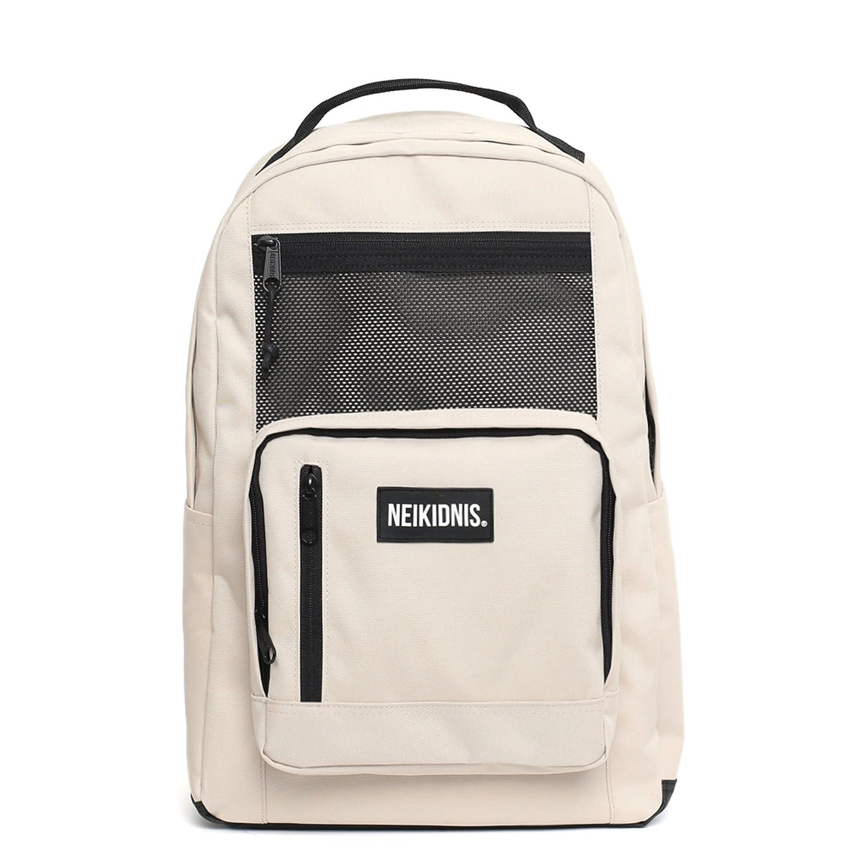 [ネイキドニス] NEIKIDNIS Prime Backpack メッシュ リュック 男女兼用 [並行輸入品] B079HQPP4K light beige light beige