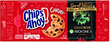 Chips Ahoy! Chewy Chocolate Chip Cookies, 13 Ounce (Pack of 12) (packaging may vary)