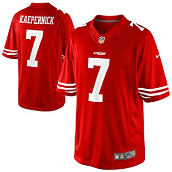 reputable site 88103 f5c8d Nike Men's Colin Kaepernick San Francisco 49ers Limited ...
