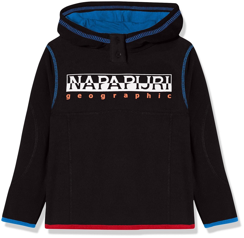 Napapijri K Tanaina, Sudadera para Niños, Azul (BLU Marine 176), 152 (Talla del Fabricante: 12): Amazon.es: Ropa y accesorios
