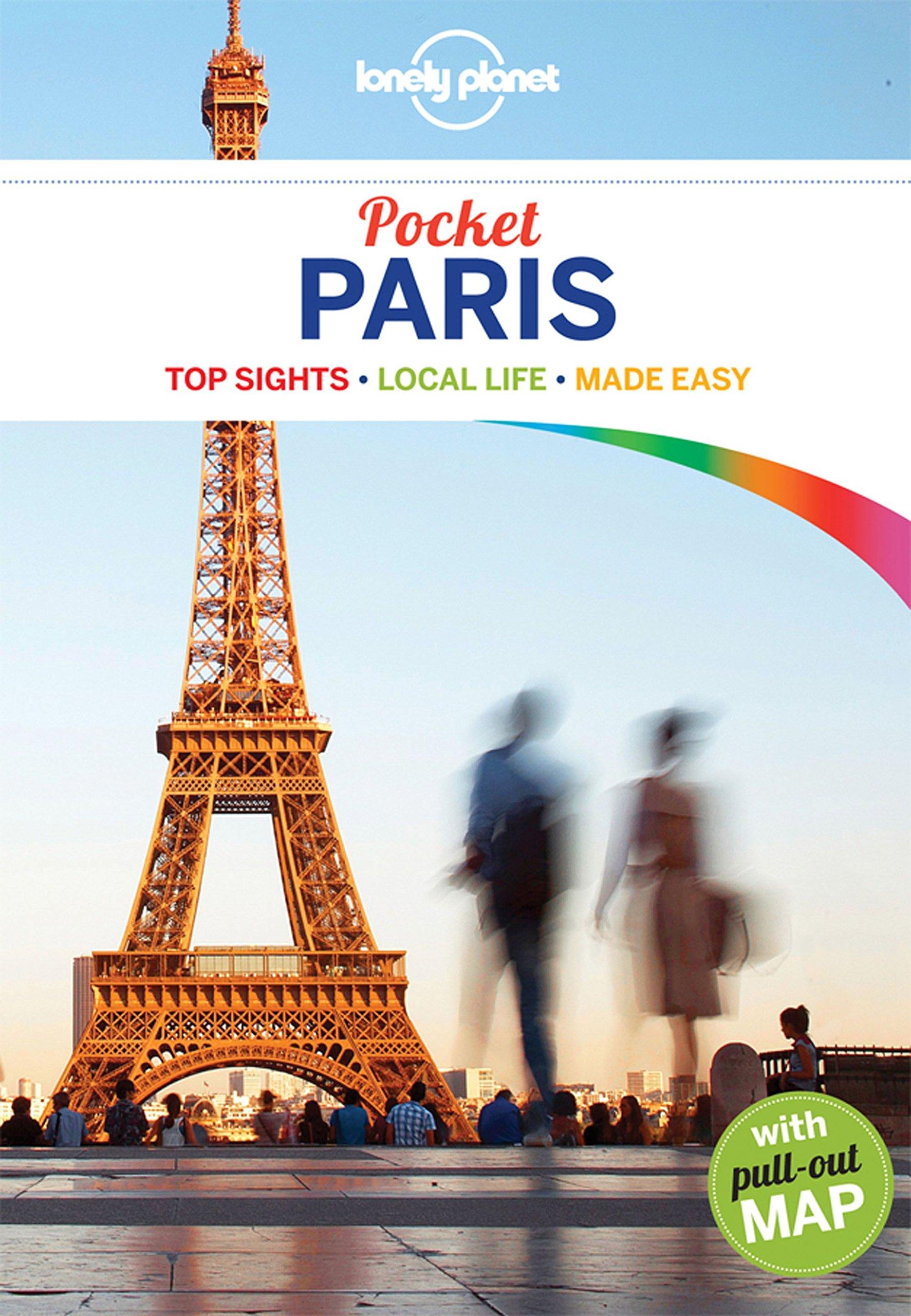 Lonely Planet Pocket Paris Travel