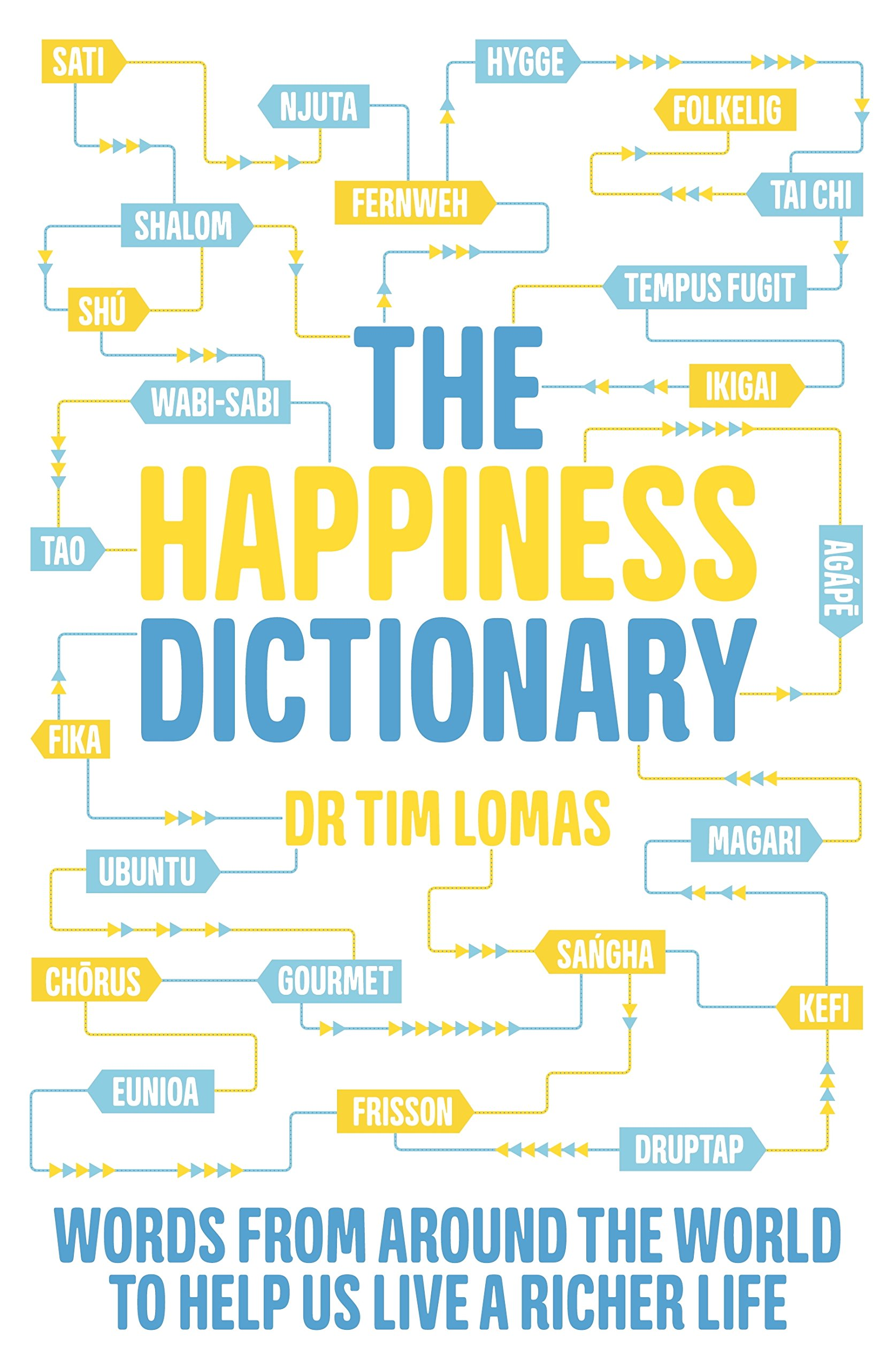 The Happiness Dictionary  Words From Around The World To Help Us Lead A Richer Life  English Edition