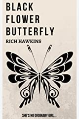 Black Flower Butterfly Kindle Edition