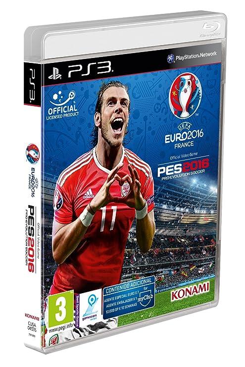 Pro Evolution Soccer 2016 (PES 2016) - Day One Edition  xbox one  Konami   Amazon.es  Videojuegos 1043f81387c29