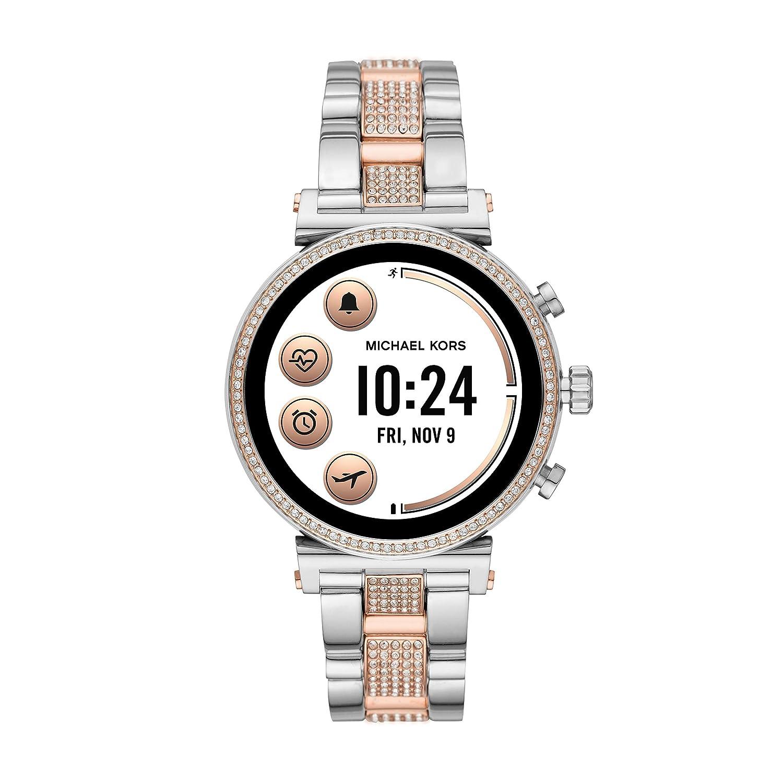 Michael Kors Reloj de Bolsillo Digital MKT5064: Amazon.es: Relojes