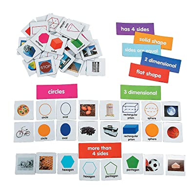 Fun Express Shape Sorting Magnets - 64 Pieces - Educational and Learning Activities for Kids: Toys & Games [5Bkhe0306397]