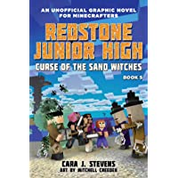 Curse of the Sand Witches: Redstone Junior High #5