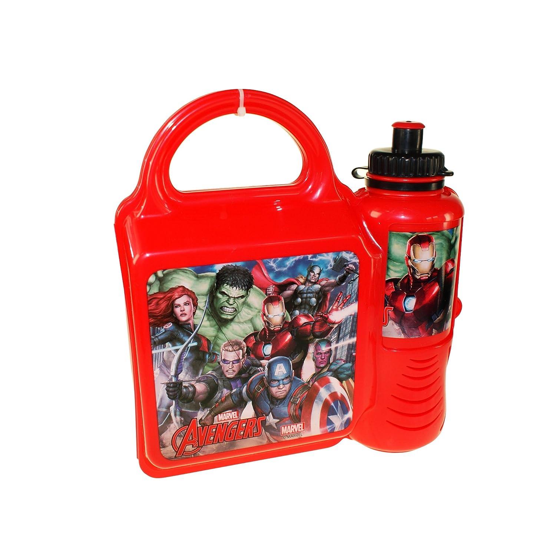 Boyz Toys ST405 Combo Set - Avengers, Red Boys Toys 87772