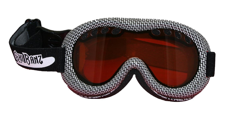 Baby Banz Ski Banz Goggles White SKWH