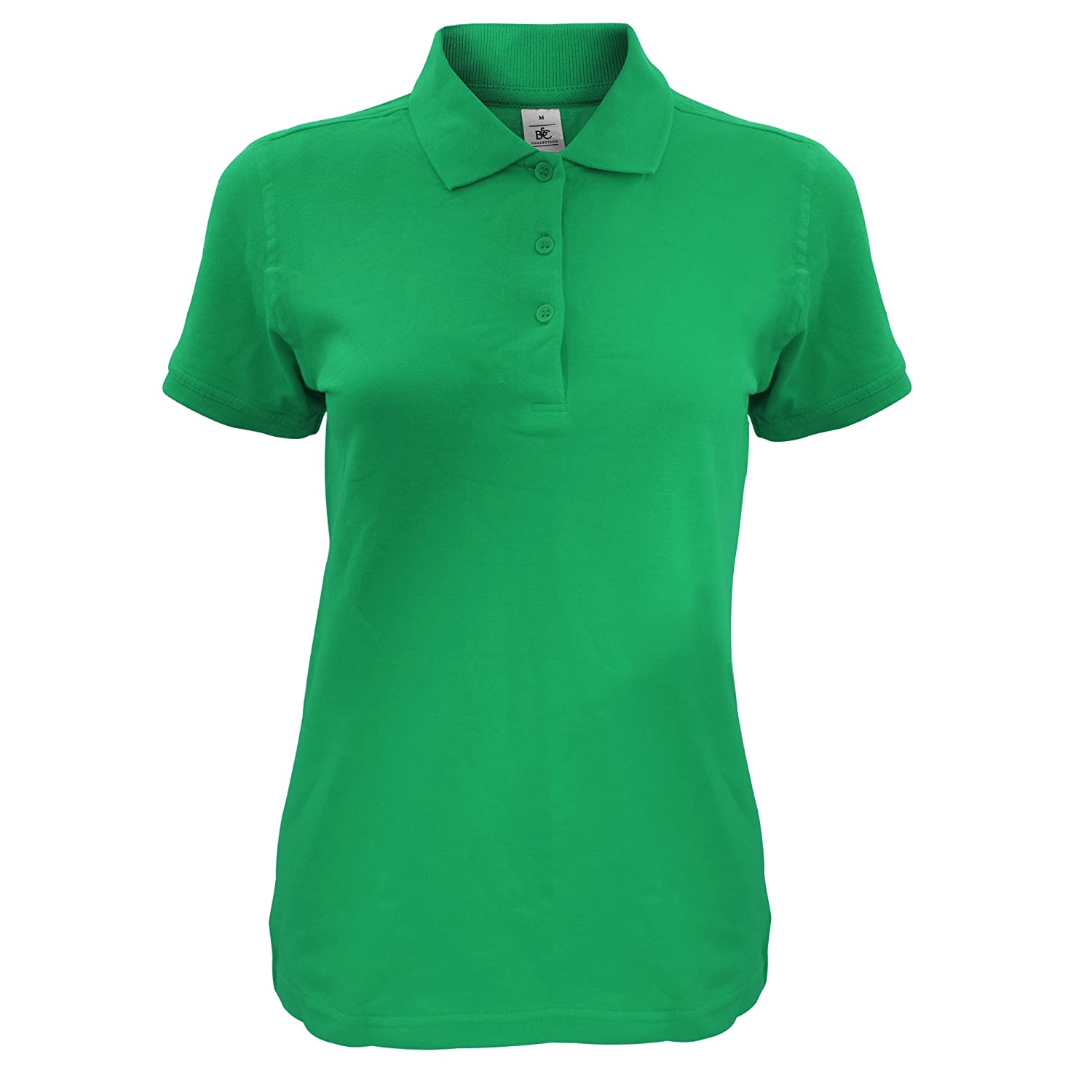 B&C Womens/Ladies Safran Timeless Polo Shirt B and C