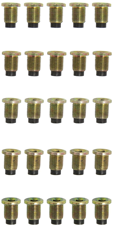 Ölablassschraube, Innen4kant 8mm, M16x1,5x24mm, 25er-Pack B00UN2MSO6 | Ausgezeichneter Ausgezeichneter Ausgezeichneter Wert  0ba53a