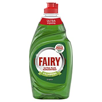 Fairy Ultra Plus concentrado Original mano de detergente para ...