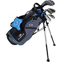 "U.S. Kids 2017 Golf Ultra Light, 5 Club Stand Golf Set with Bag (48"" Height)"