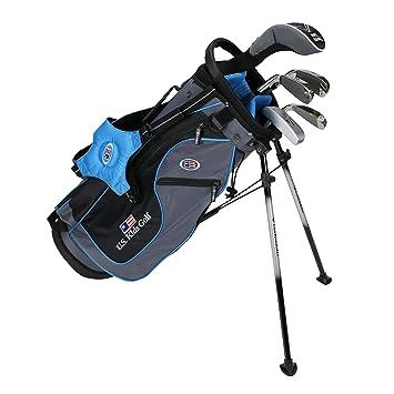 US kids Golf UL 48 Set Bolsa de Palos, Unisex niños ...