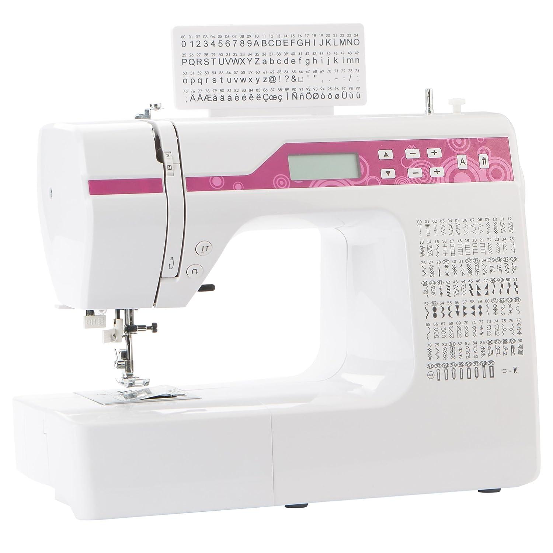 Levivo NC1 Free Arm Sewing and Overlock Machinewith Computer Programming (UK Plug Not Guaranteed) 331800000064