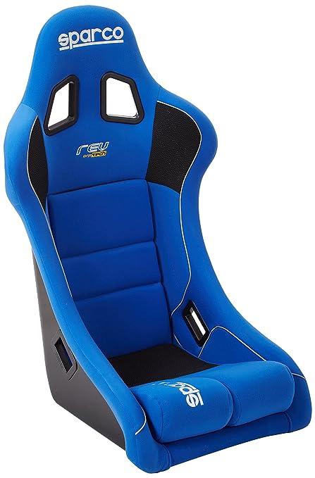 Sparco 00814 Faz Rev Azul agarre asiento: Amazon.es: Coche y ...