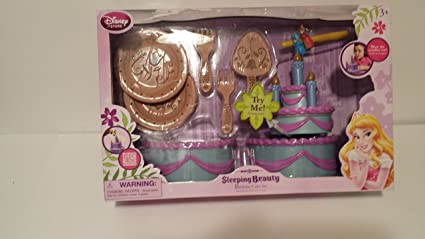 Disney Sleeping Beauty Birthday Cake Party Set Ten Piece